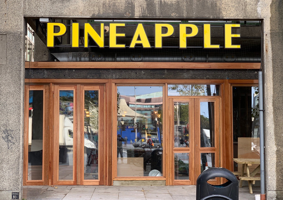 Have you met our new bar Pineapple in Elephant & Castle SE?